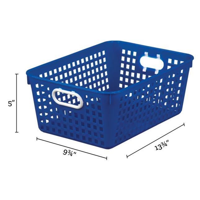 Large Baskets – Rain Forest – Set Of 4