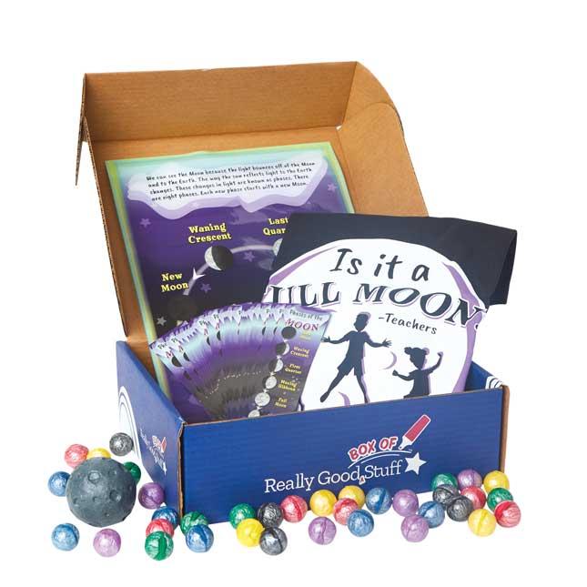 Full Moon Teacher Box - Small