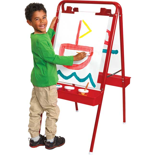 Colorations 2 Way Indoor Outdoor Acrylic Panel Easel