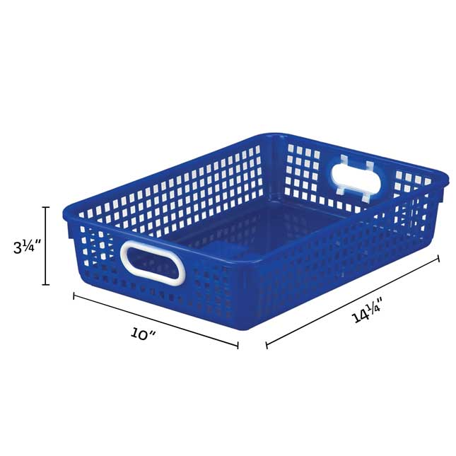 Classroom Paper Baskets – Tropics – Set Of 6_2