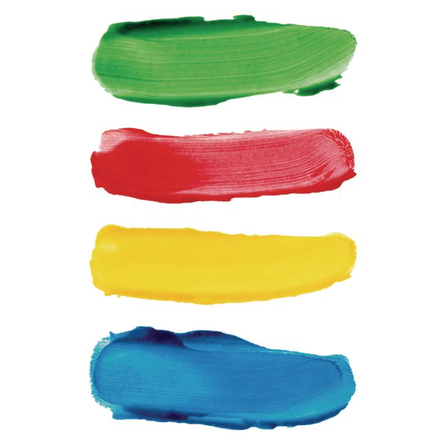 Colorations Washable Finger Paint 16 oz. 4 Pack