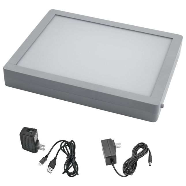 Excellerations LED Light and Bright Panel