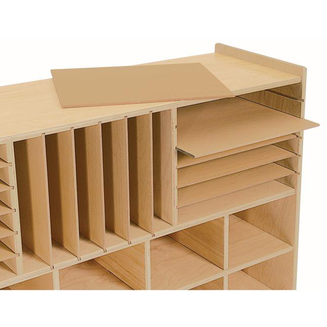 MyPerfectClassroom® Multi-Section Storage