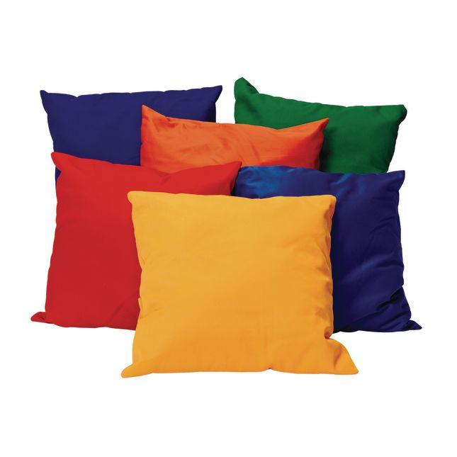 """Environments® 20"""" Bright Pillows - Set of 6"""