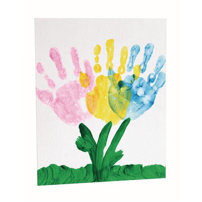 Colorations Simply Washable Tempera Paints, 16 oz Set of 19