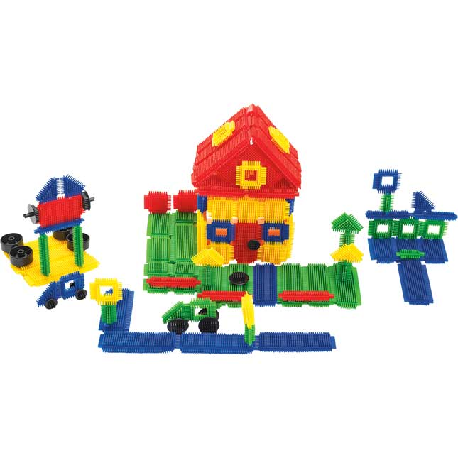Excellerations Classroom Thistle Blocks Set 216 Pieces