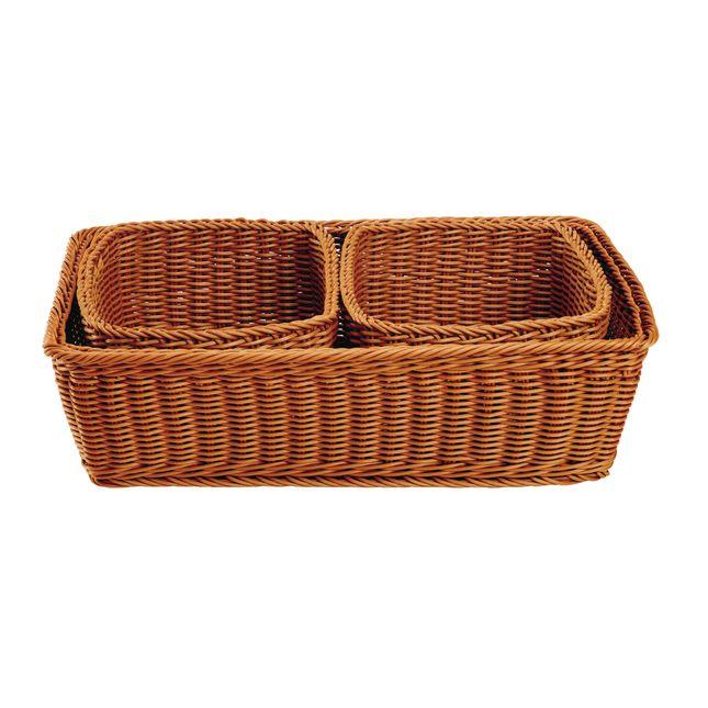 Washable Tray and Storage Baskets