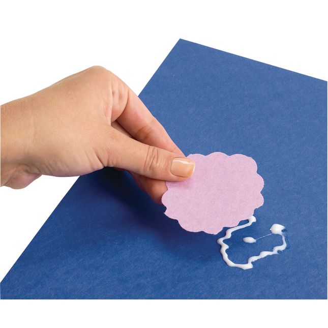 Dark Blue 12 x 18 Heavyweight Construction Paper