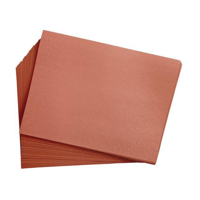 Brown 12  x 18  Heavyweight Construction Paper