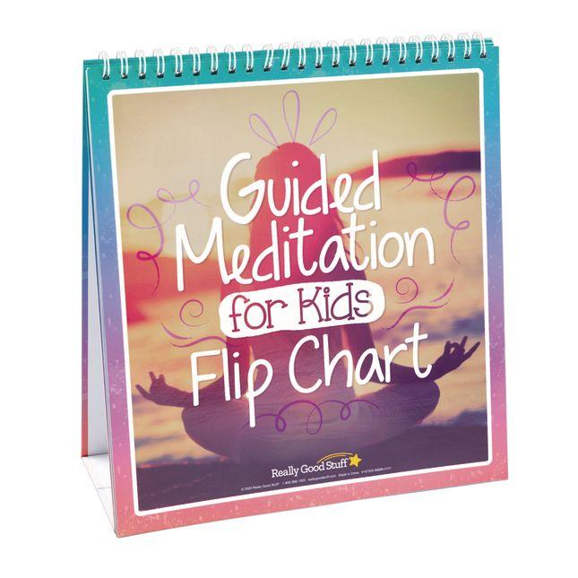 Guided Meditation for Kids Flip Chart