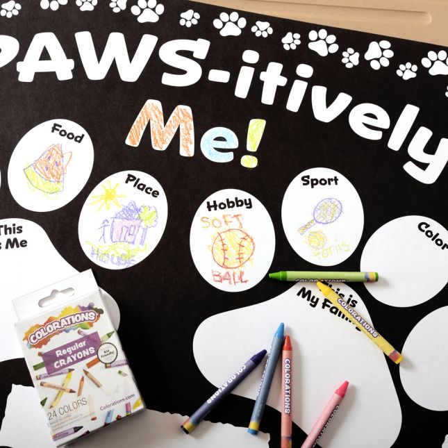 Ready-To-Decorate® All About Me Paws_3
