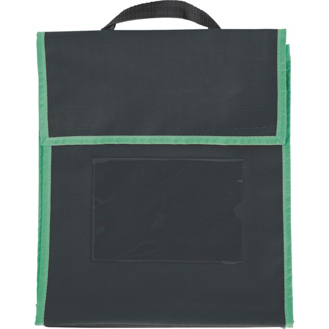 Store More Medium Book Pouch   Green