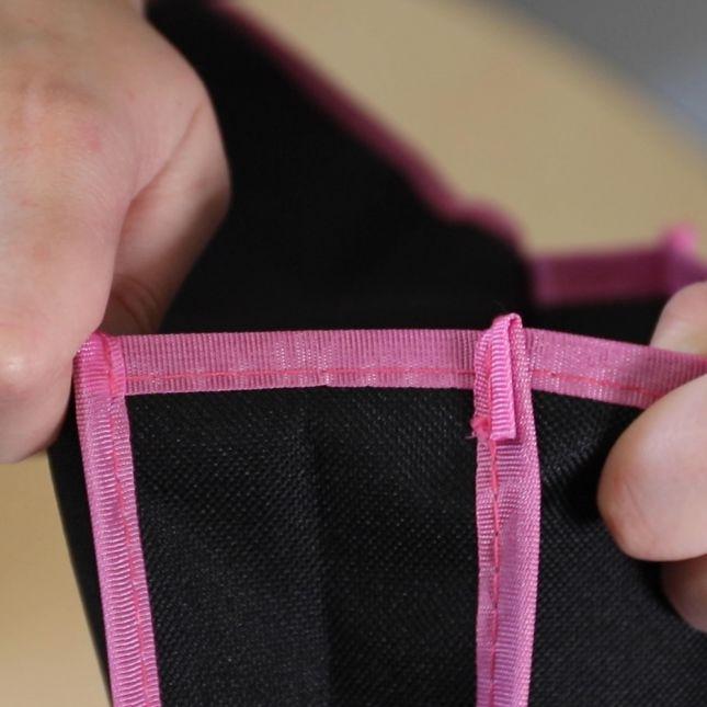 Store More Medium Book Pouch   Purple