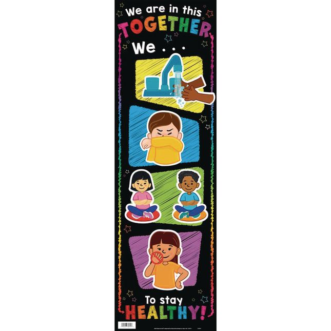 We are in this Together Banner - 1 banner