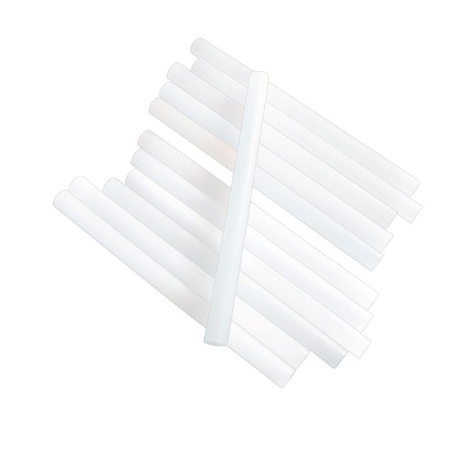 Clear Glue Gun Refill Sticks Set of 12