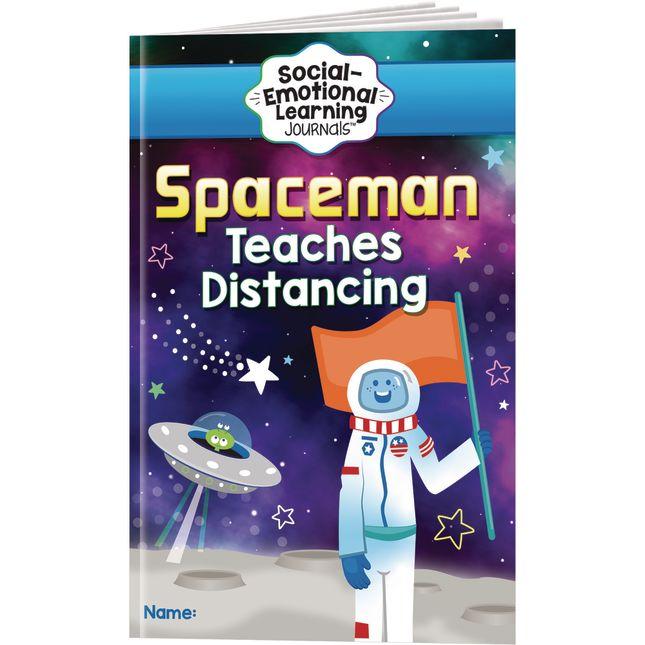 Spaceman Teaches Distancing Kit   Grades 2   5
