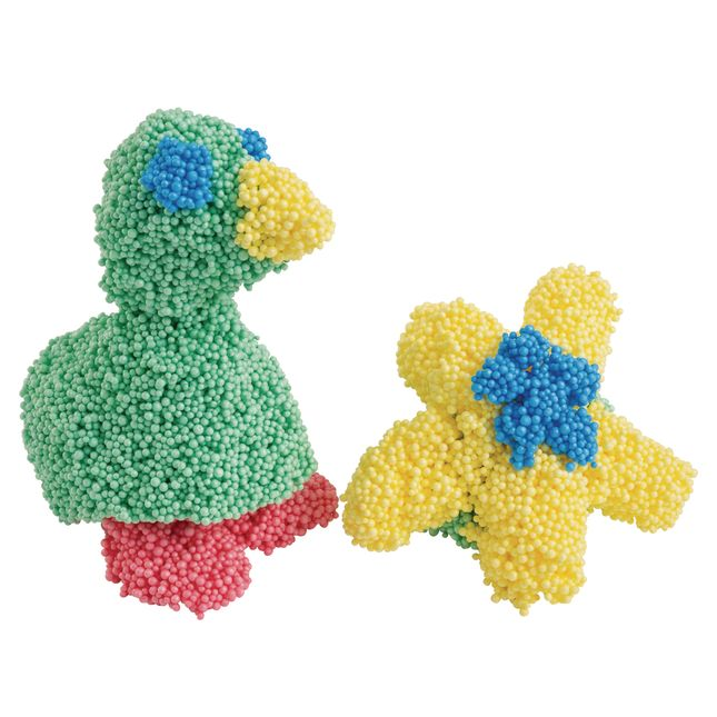 Colorations IncredibleFoam Dough Buckets Set of 4
