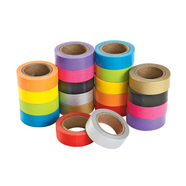 Colorations Craft Tape Super Pack Set of 20