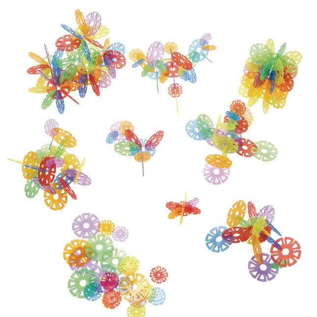 Excellerations Linking Discs 360 Pieces_0
