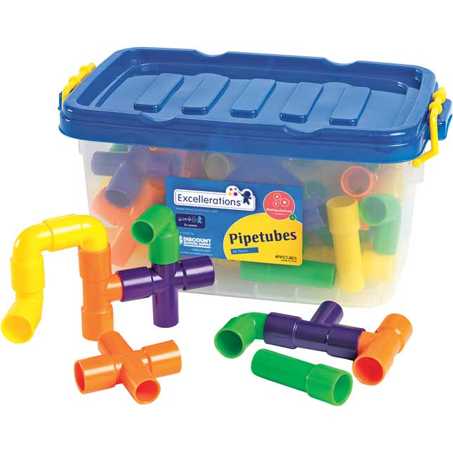 Excellerations Pipetubes 80 Pieces