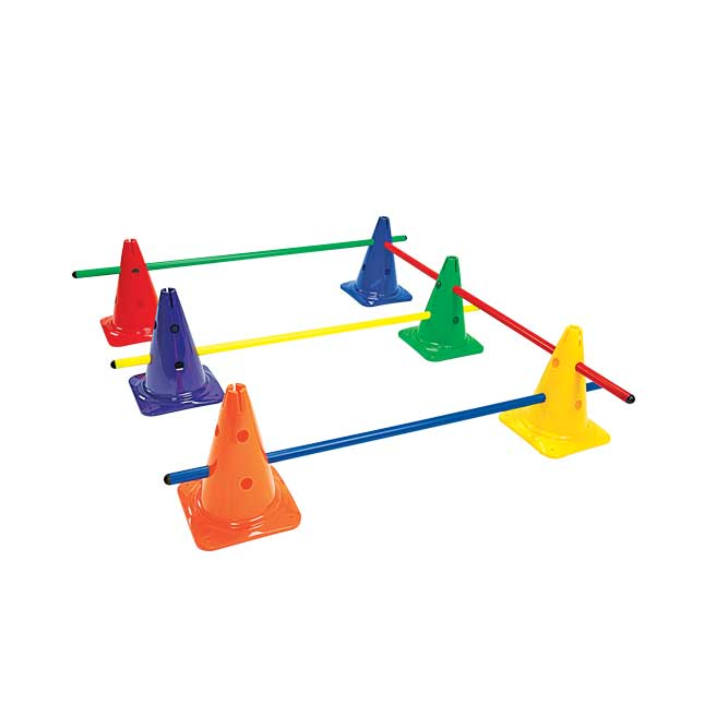 Cones with Holes   Set of 6
