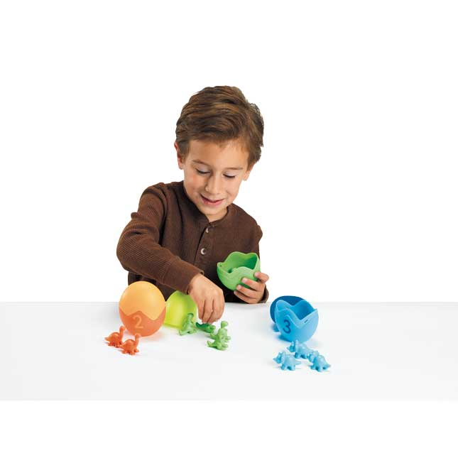 Dinosaur Counting Activity Set