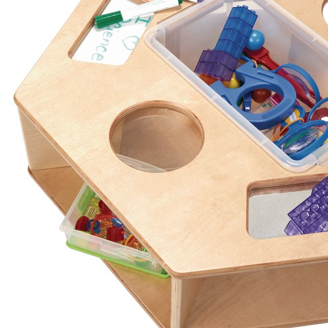 Excellerations Science Activity Table