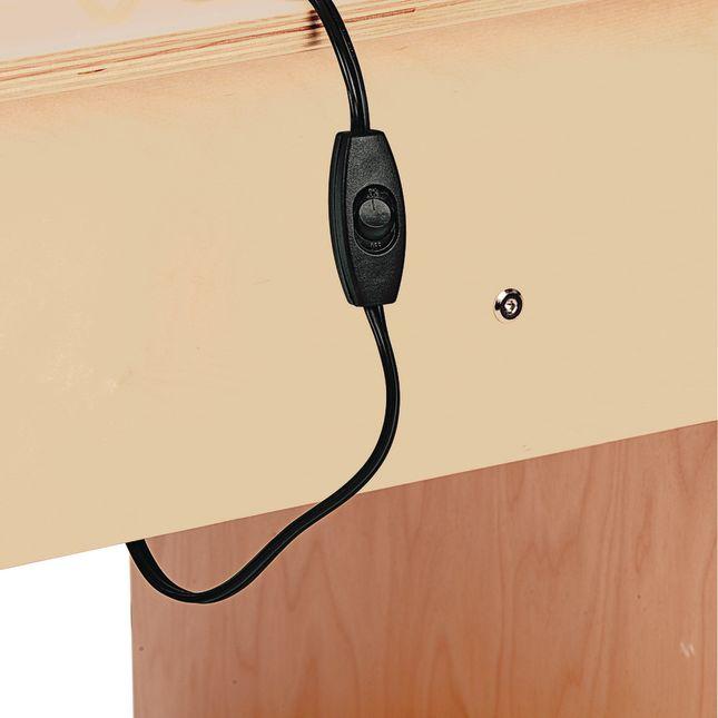MyPerfectClassroom Adjustable Height Light Table