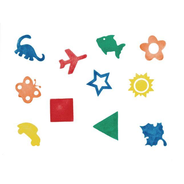 Colorations Jumbo Washable Classroom Stamp Pad