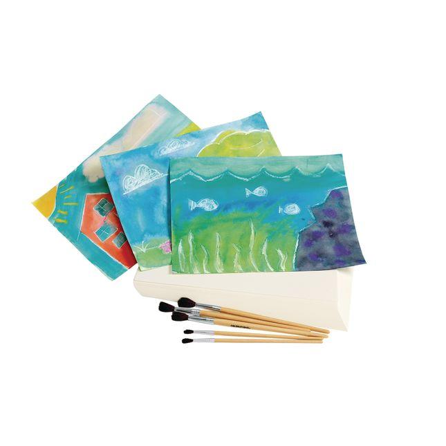 Colorations Liquid Watercolor Paints 8 oz Set of 18