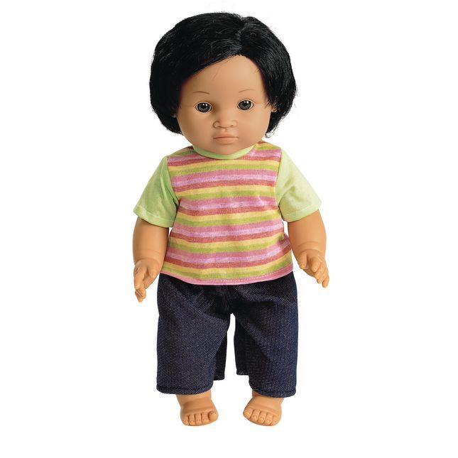 "16"" Multicultural Toddler Doll - Hispanic Boy - 1 doll"