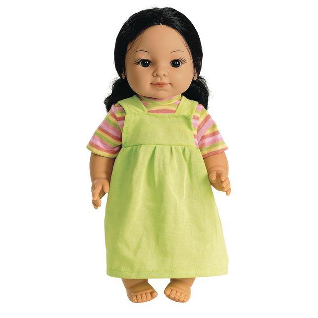 "16"" Multicultural Toddler Doll - Hispanic Girl - 1 doll"