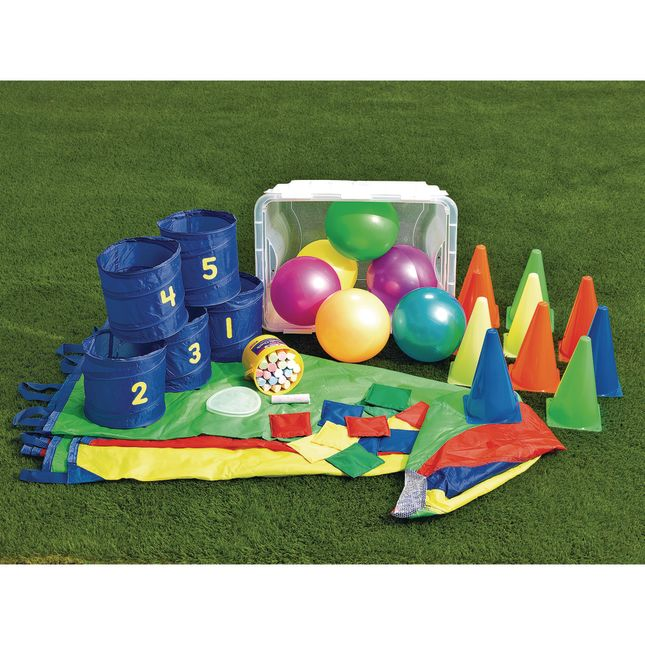 Outdoor Learning Kit Active Play