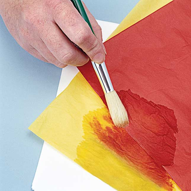 Colorations Premium Art Tissue Paper Bleeding 100 Sheets
