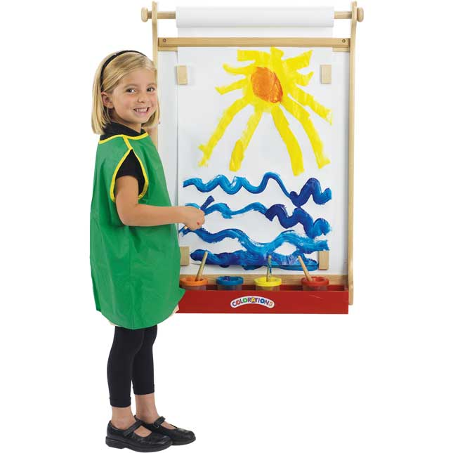 Colorations Wall Easel