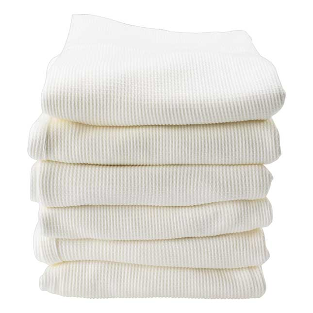 Cotton Weave Blanket Set of 6