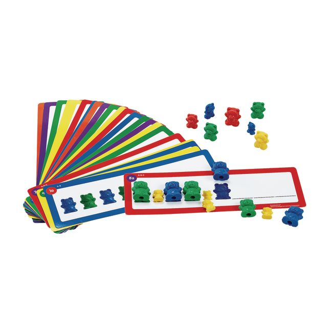 Excellerations Pre-k Math Kit - 1 multi-item kit