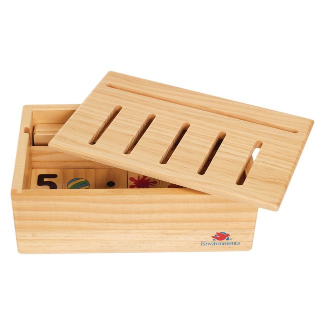 Environments Early Learning Sorting Box - 1 box
