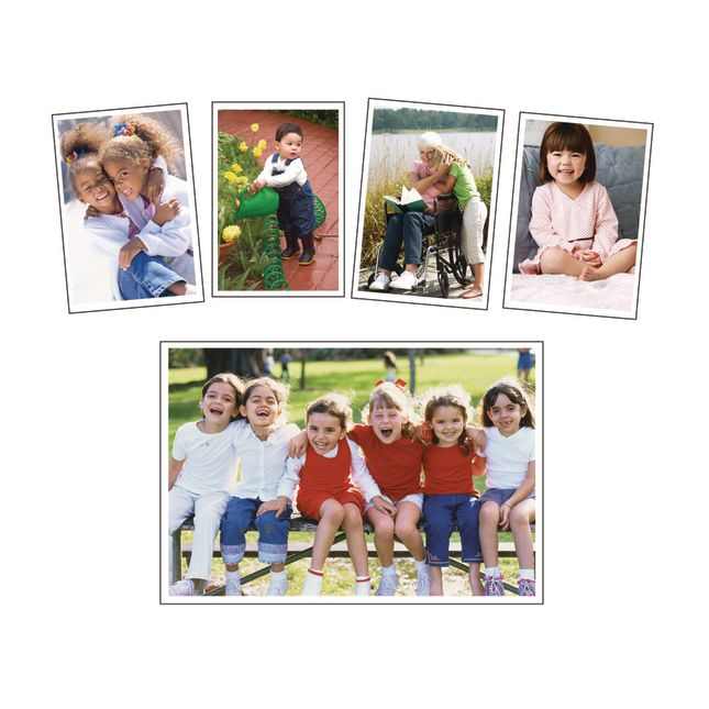 Excellerations Emotions and Moods Posters   Set of 25