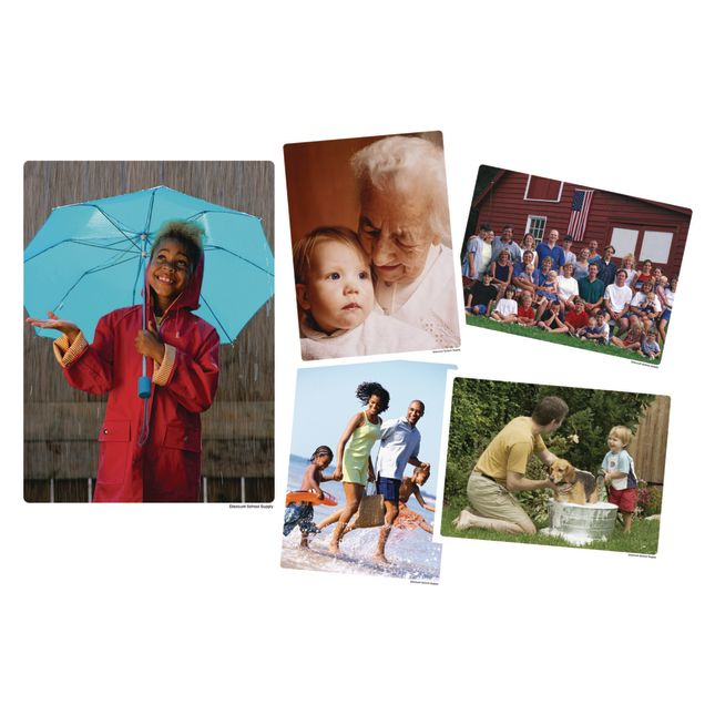 Excellerations My World Photo Poster   Set of 30