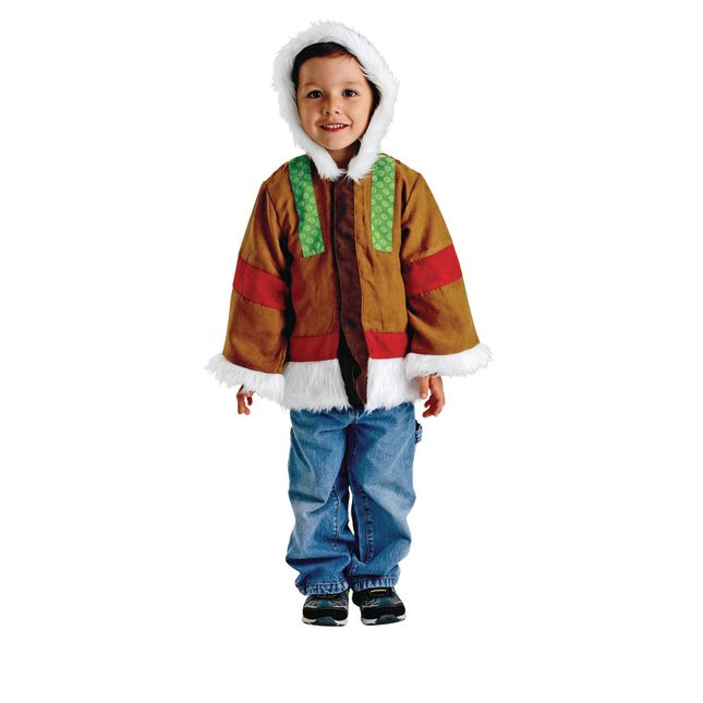 Excellerations Inuit Boy Costume - 1 costume