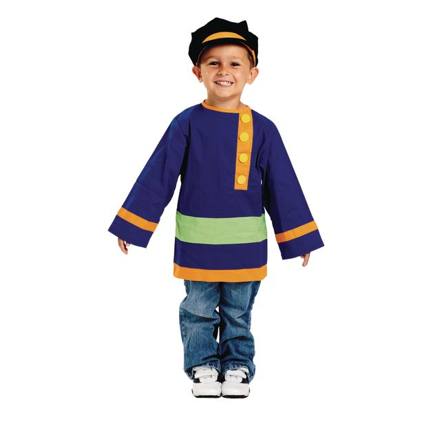 Excellerations Multicultural Costumes Set of 8