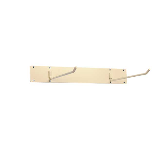 Hanging Rest Mats with Hanger and Separators Set of 8