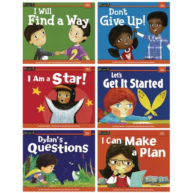 I Believe In Myself Book Set 6 Titles