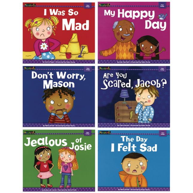 I Have Feelings Book Set 6 Titles