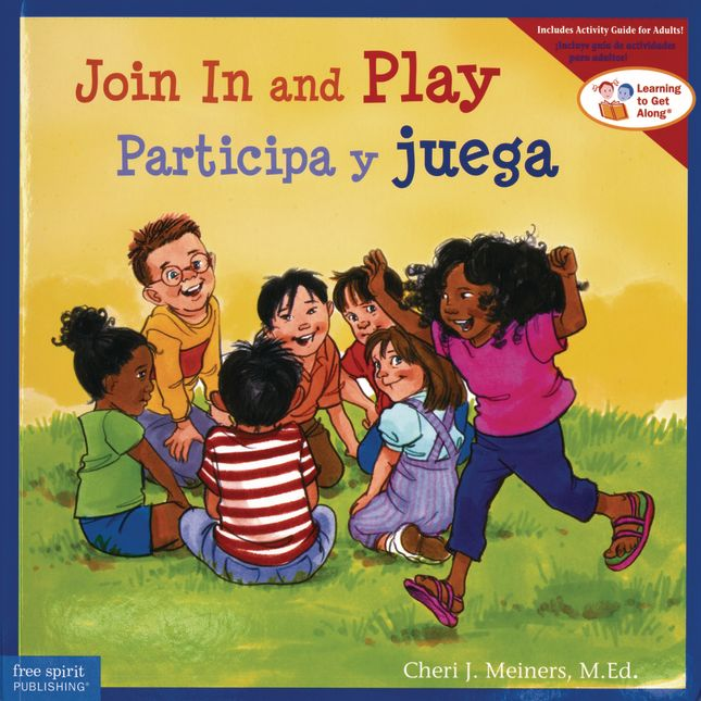 Learn to Get Along Bilingual Book Set of 8