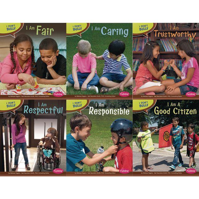 I Don t Bully Books   6 Titles