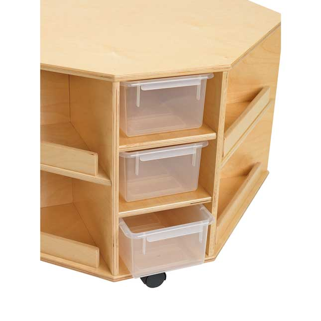 Mobile Activity Storage Table - 1 table