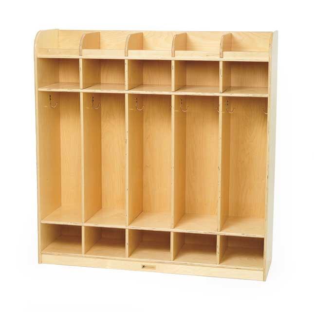 MyPerfectClassroom 5-Section Locker  Preschool - 1 locker