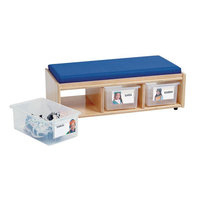 """MyPerfectClassroom VersaSpace 24"""" Short Bench - 1 bench"""